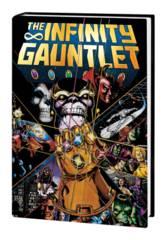 Infinity Gauntlet Trade Paperback Deluxe Edition
