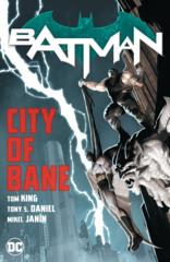 Batman: City of Bane Trade Paperback