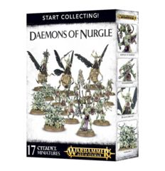 Daemons of Chaos - Start Collecting! Daemons of Nurgle (70-98)