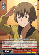 Light-hearted Talk, Kyoji - SAO/SE23-TE01 TD