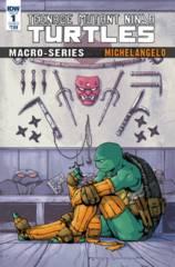 Teenage Mutant Ninja Turtles Macroseries #2 Michelangelo (Cover B - Dialynas)