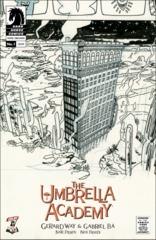 Umbrella Academy: Hotel Oblivion #1 (CBLDF Variant)