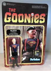 Goonies - Sloth ReAction Figure (SDCC Exclusive - Limited to 2500)