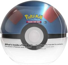 PokéBall Tin - Great Ball - Series 5