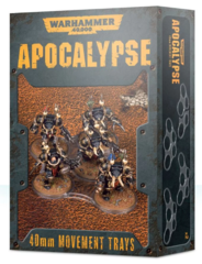 Warhammer 40,000: Apocalypse - 32mm Movement Trays