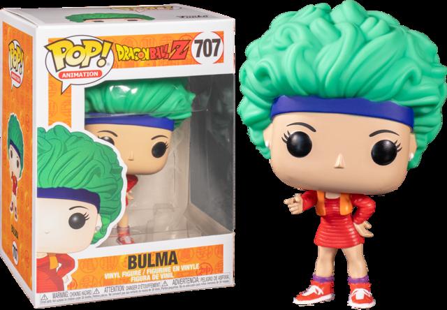 Dragon Ball Z - Bulma #707