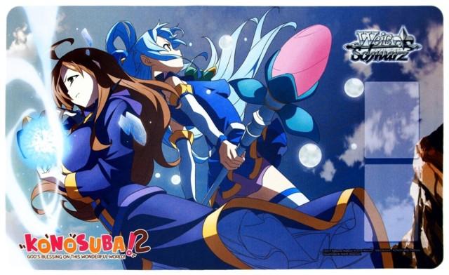 Weiss Schwarz Anime Goblin Slayer Promo Playmat