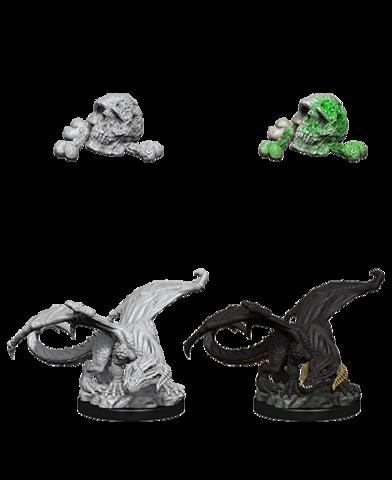 Dragon, Black (Wyrmling) (73850)