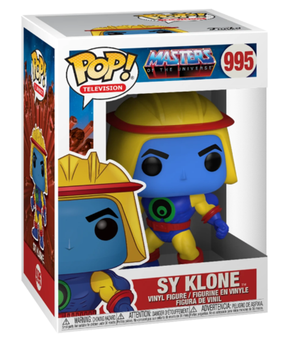 Sy-Klone #995