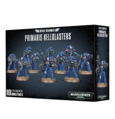 Space Marine - Primaris Hellblasters (48-76)