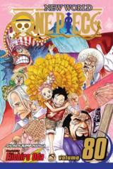 One Piece Graphic Novel Vol 80