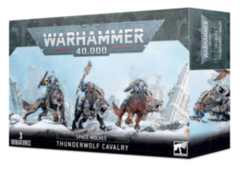 Space Wolves - Thunderwolf Cavalry (53-09)