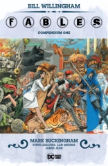 Fables Compendium One Trade Paperback (Mature Readers)