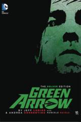 Green Arrow By Jeff Lemire Deluxe Edition Hardcover