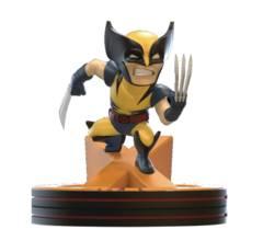 Wolverine Q-Fig Diorama