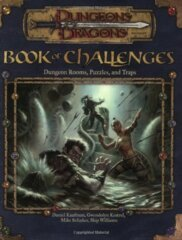 3rd Edition - Book of Challenges (Acceptable)
