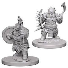 Dwarf Barbarian (Male) (72615)