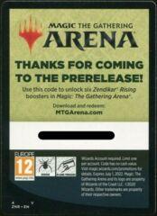 Zendikar Rising Prerelease Arena Code