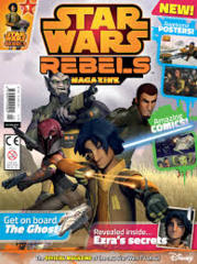Star Wars: Rebels Magazine #4