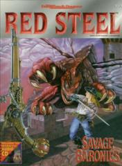 2nd Edition - Red Steel: Savage Baronies (Like New)
