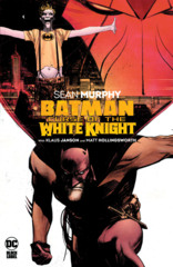 Batman: Curse Of The White Knight Hardcover (Mature Readers)