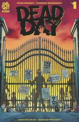 Dead Day #1 (Cover A - Clarke)