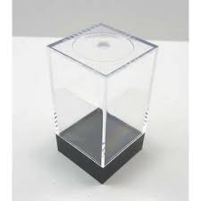 Chessex - Plastic Display Box / Dice Case Tall (CHX02805)