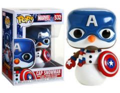 Cap Snowman #532