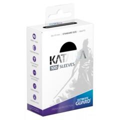 Ultimate Guard - Katana Sleeves - Standard Size - Black