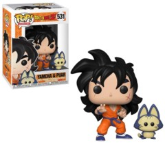 Dragon Ball Z - Yamcha & Puar #531