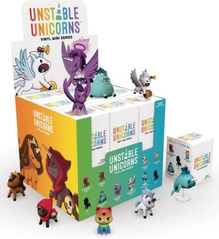 Unstable Unicorns Mystery Vinyl Mini Figure