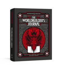 Dungeons & Dragons - The Worldbuilder's Journal of Legendary Adventures