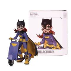 DC Comics Artists Alley: Chrissie Zullo - Batgirl Vinyl Figure