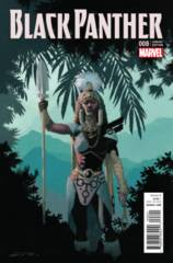 Black Panther #8 (Connecting D Variant)