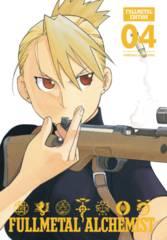 Fullmetal Alchemist Fullmetal Edition Hardcover Vol 04