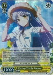 Parting Words, Kanade - AB/W31-E013R - RRR