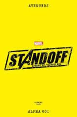 Avengers Standoff Alpha #1