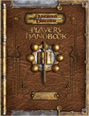 3.5 Edition - Player's Handbook (Premium Edition)