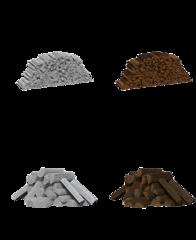 Piles of Wood (73868)