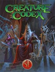 5th Edition Compatible - Creature Codex