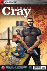 Wildstorm: Michael Cray (Complete 12-Issue Mini Series)