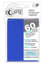 Ultra Pro - Eclipse Pacific Blue Small Matte Sleeves 60 Count (85828)