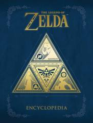 Legend Of Zelda Encyclopedia Hard Cover