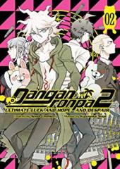 DanGanRonPa 2 Trade Paperback Vol 02 Ultimate Luck And Hope And Despair