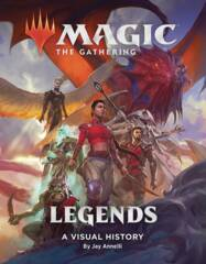 Magic: the Gathering Legends Visual History Hardcover