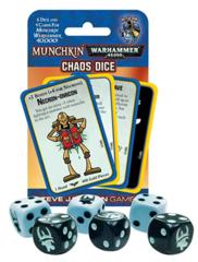Munchkin Warhammer 40,000: Chaos Dice