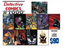 Detective Comics #1000 Bundle