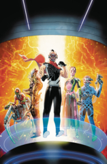 Electric Warriors (Complete 6-Issue Mini Series)