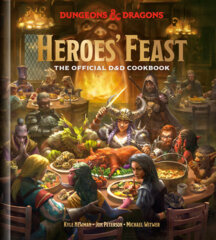 Dungeons & Dragons - Heroes' Feast The Official D&D Cookbook