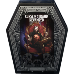 Curse of Strahd: Revamped Premium Edition